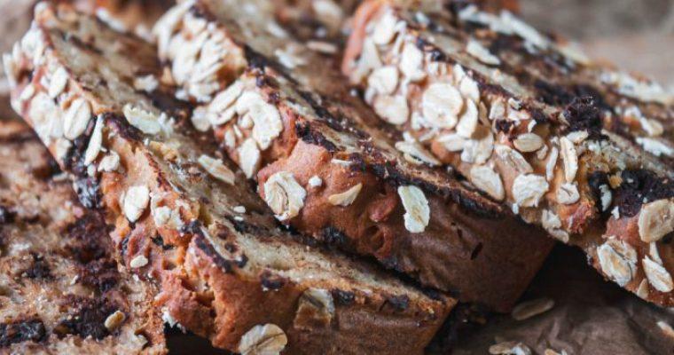 Gluten-Free Peanut Butter Chocolate Bread