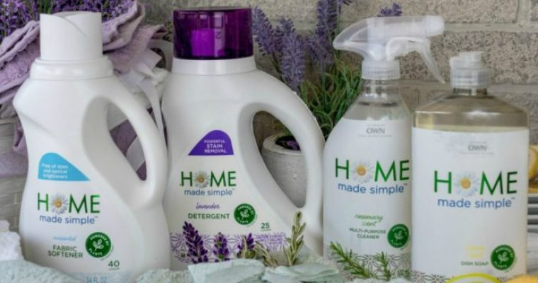 Home Made Simple, household essentials cleaning supplies