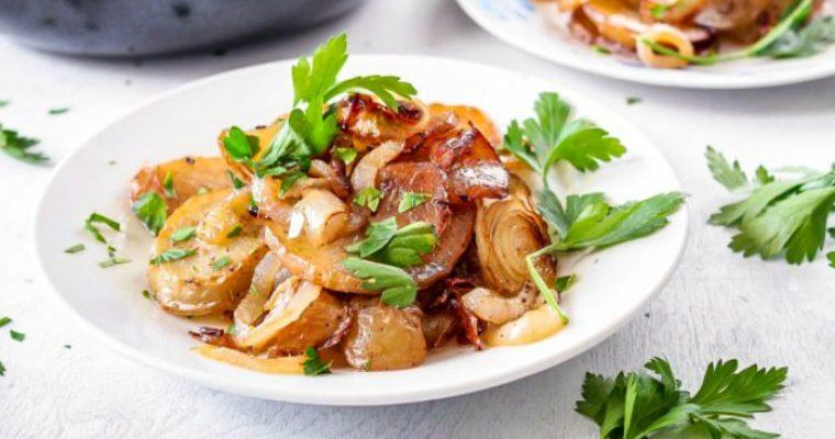 Easy Lyonnaise Potatoes