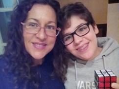 Mamá y Daniel