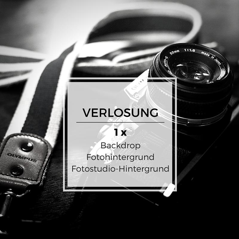 Gewinne 1 x Backdrop | Fotohintergrund | Fotostudio-Hintergrund