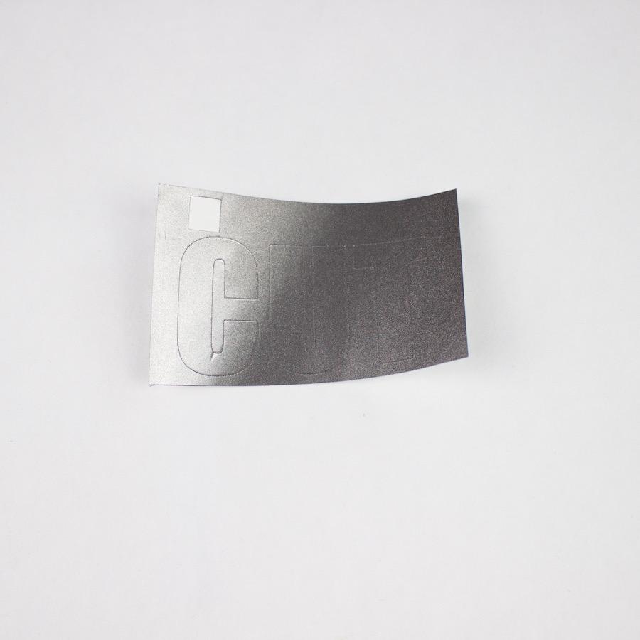 Plotterschnitt Vinyl mit Silhouette Portrait