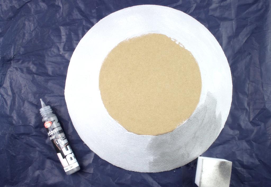 Beton Effekt Paste Lasur dunkel