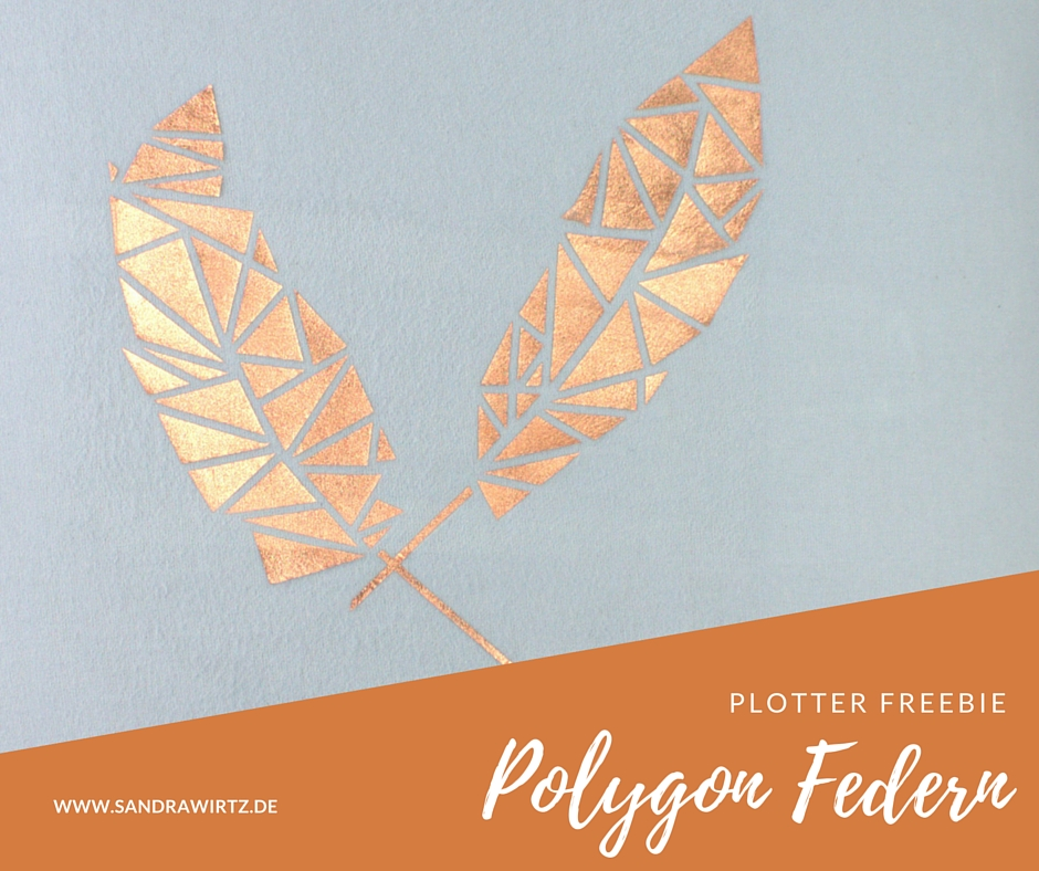Plotter Freebie Polygon Federn