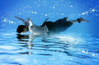 Underwater with Saswat Joshi