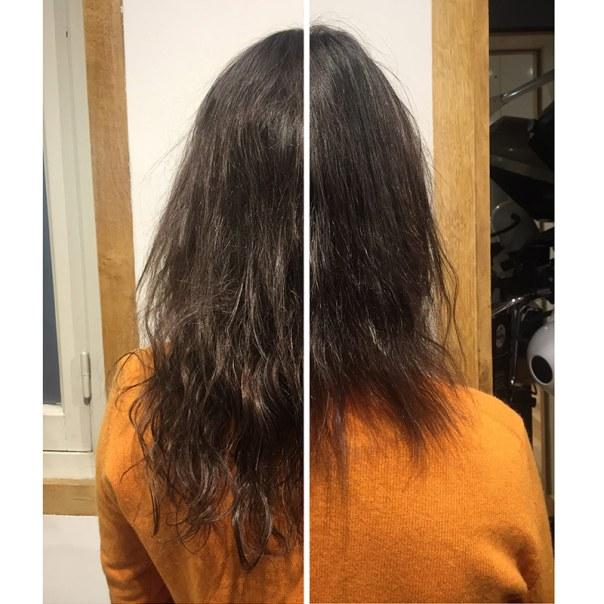 Ou comment densifier et améliorer une chevelure quand on les cheveux fins, courts et peu fournis aux pointes.