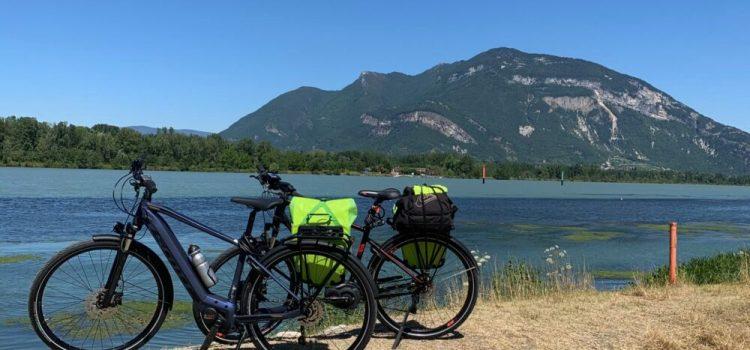 Voyage à vélo, première expérience