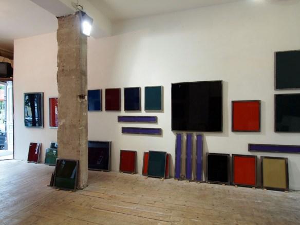 Unvollendete Skulptur für meine Malerfreunde (The Box - Galerie Reimund Jonen, Düsseldorf) (3)