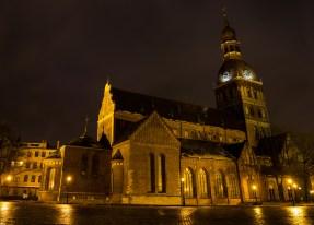 Der Dom von Riga