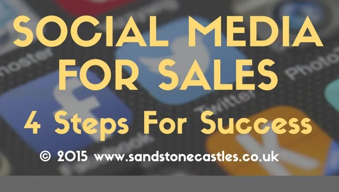 4 Steps to Your Social Media Marketing Success