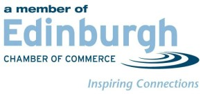 Logo Edinburgh Chamber of Commerce