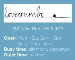 Lovecrumbs Coffeeshop & Cafe info box