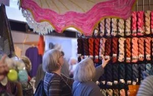Edinburgh Yarn Festival, Photography by Katie Blair Matthews