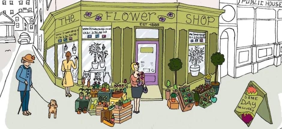 Small Business Marketing Shop Edinburgh & Fife