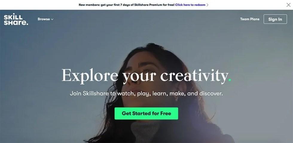 skillshare-online-learning-platform