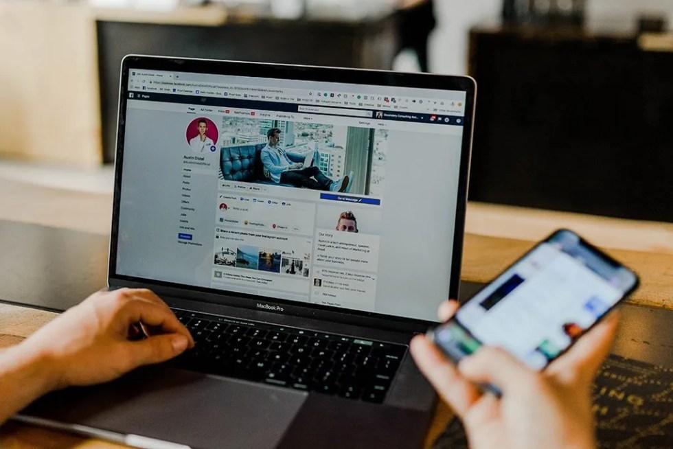 brand identity on social media