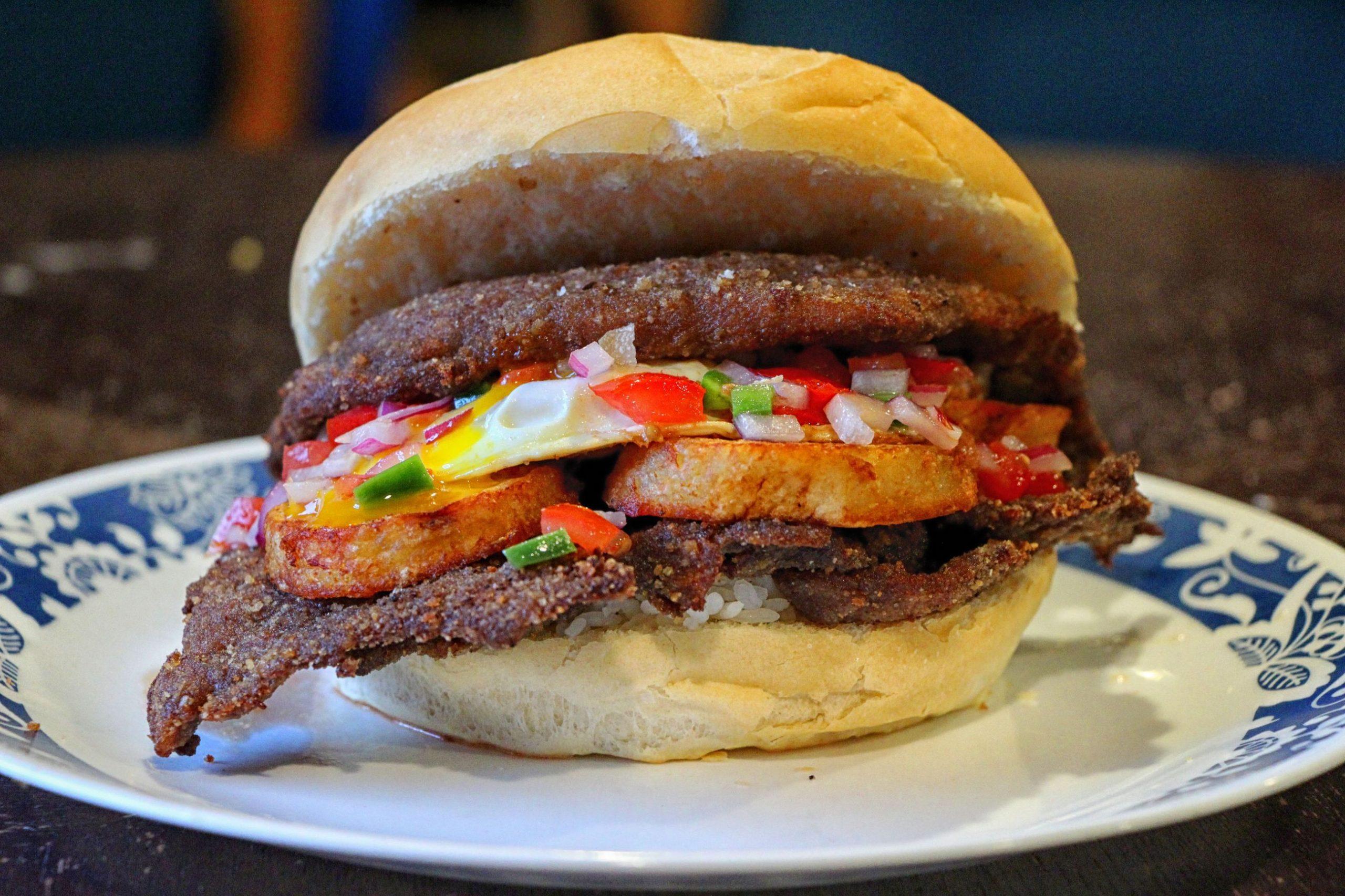 Bolivian Trancapecho   Sandwich Tribunal