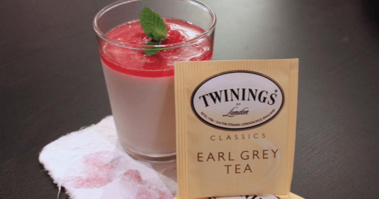 Earl Grey Makes Delicious Dessert