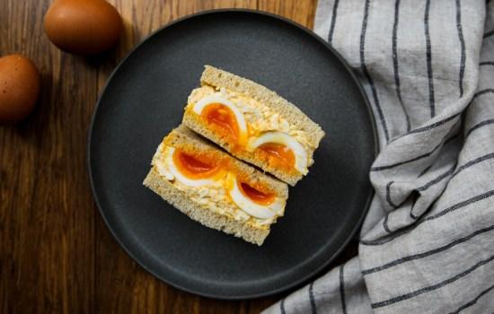 Japanese Egg Sando