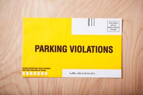 parking violation
