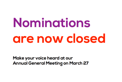 2015 nominations closed