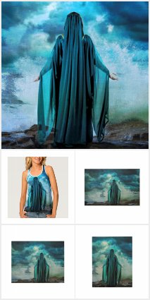 Celtic Sea Goddess Collection