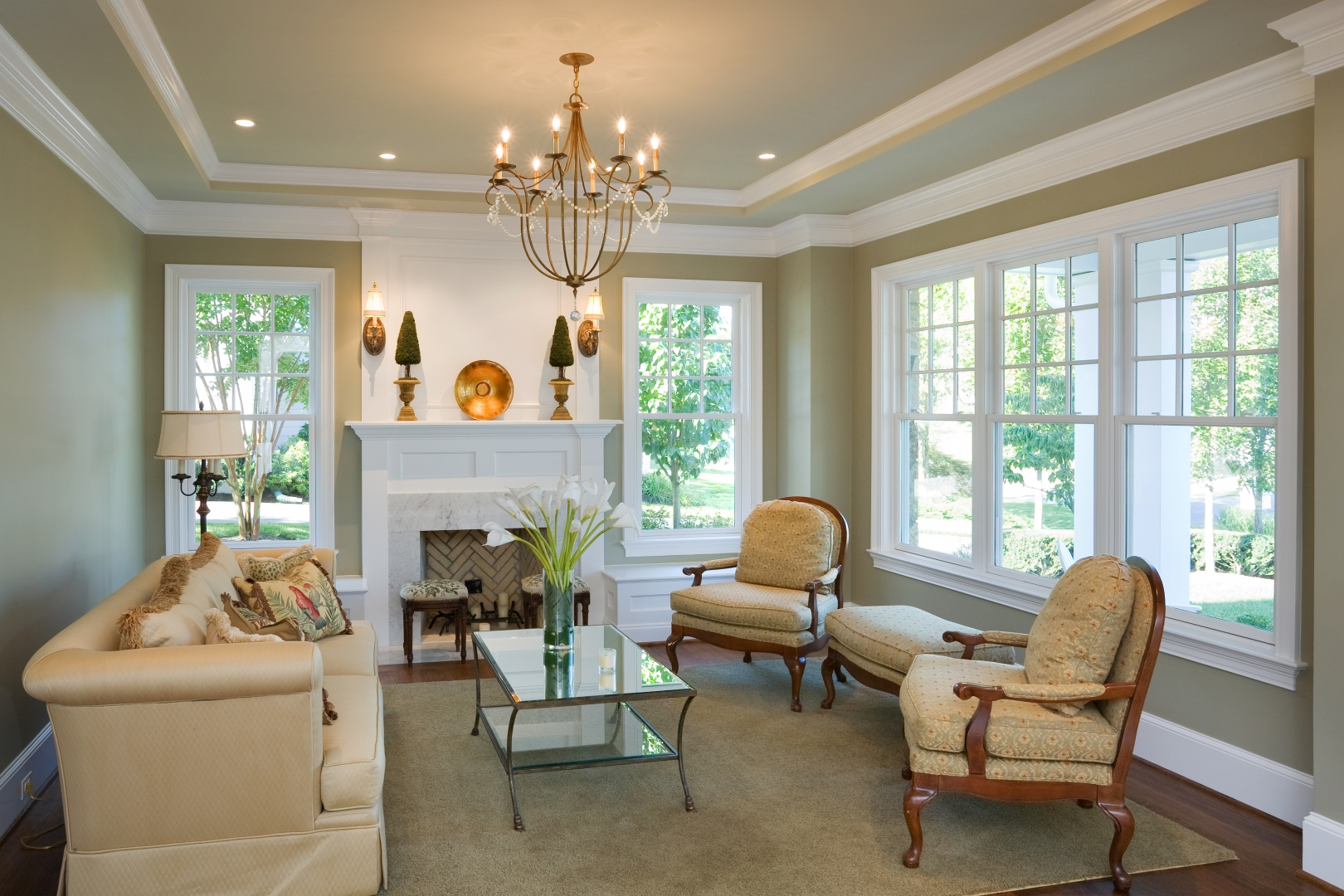 Friday Fabulous Home Feature Accent Ceilings The New