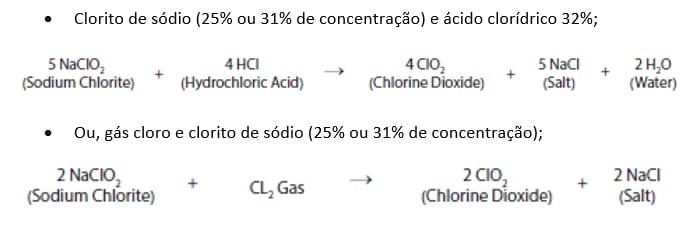 Dióxido de cloro no tratamento de água – oportunidades e desafios na compra de um gerador 1