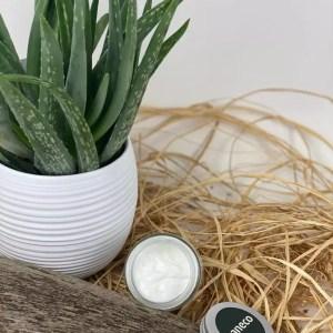 ESTREA – Aloe vera & Panthenol + Vitamín E telový krém