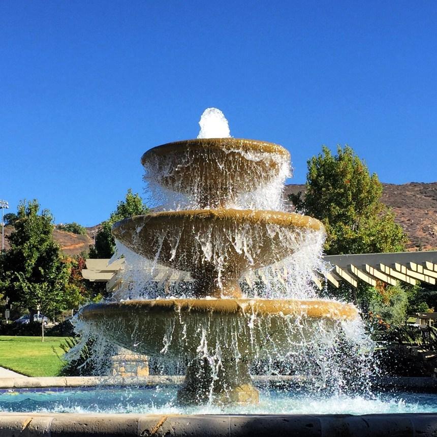 San Elijo Hills Fountain
