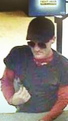 WANTED: Bank Robber - San Marcos