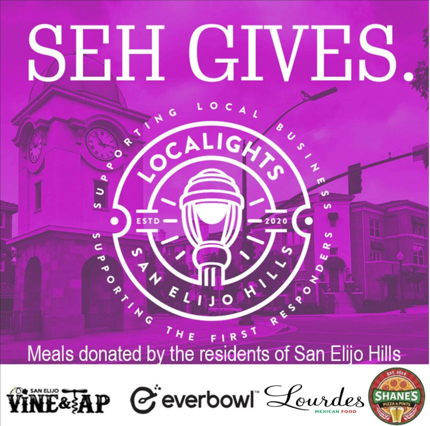 SEH Gives