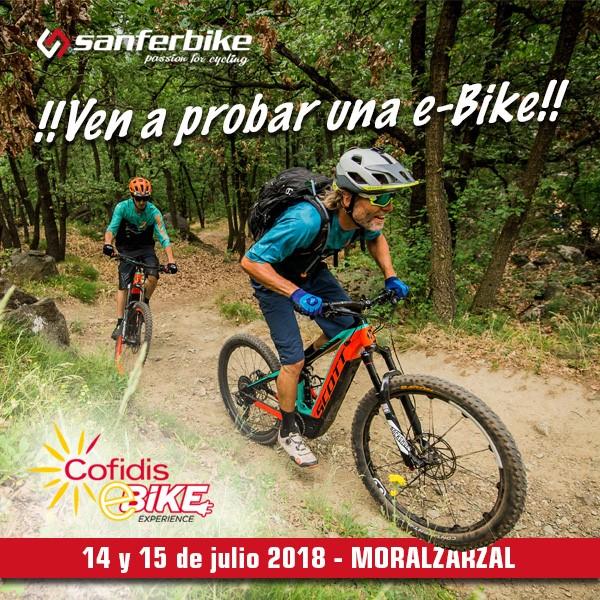 Sanferbike Cofidis Ebike Experience