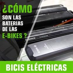 Sanferbike baterías ebike
