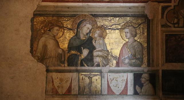 San Francesco E Lamore Per Sua Mamma San Francesco