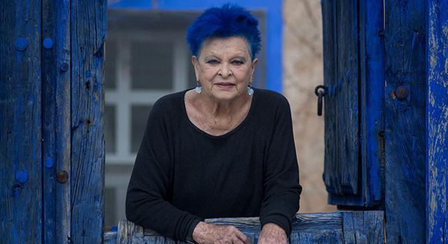 Intervista a Lucia Bosè, un vita dipinta di blu tra angeli e artisti. Grazie all'esempio di San Francesco sono felice