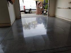 Polished Garage Floor San Francisco