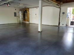 Clayton, Ca. Matte Finish Garage Polish