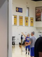 Golden State Warriors Practice Facility