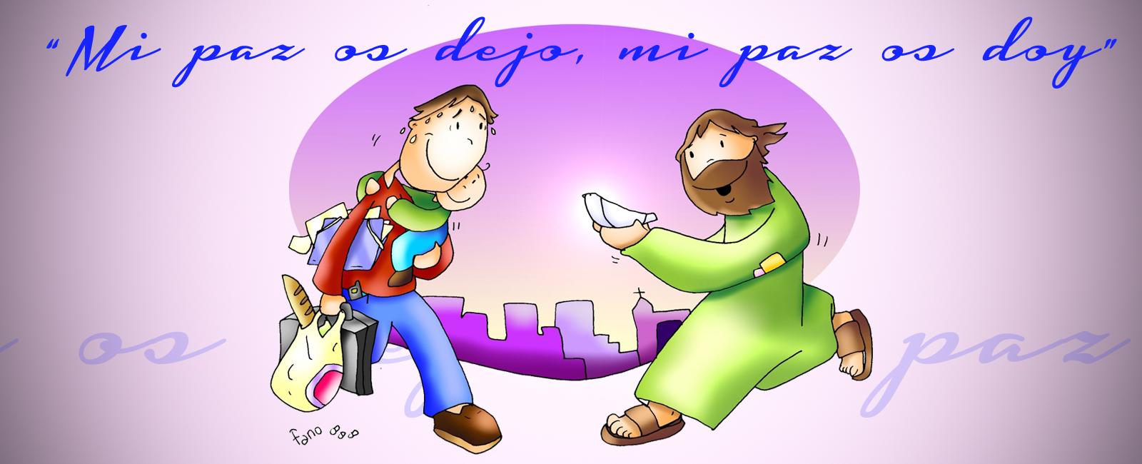 Parroquia El Altet - Evangelio Domingo 26 de Mayo 2019