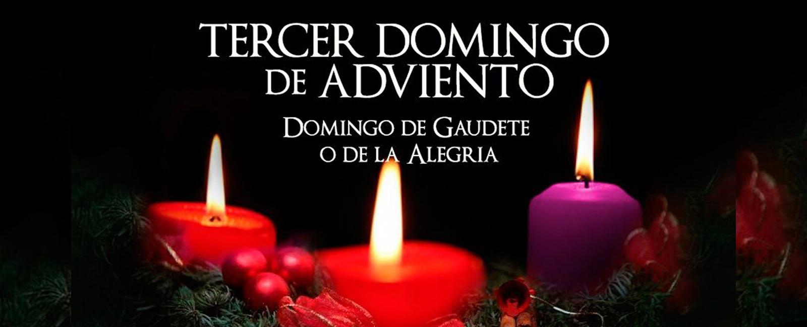 Parroquia El Altet - Evangelio Domingo 15 de Diciembre 2019