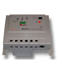 MPPT solar charge controller   MPPT solar charge controller     This section covers the theory and operation of  Maximum Power Point  Tracking  as used in solar electric charge controllers