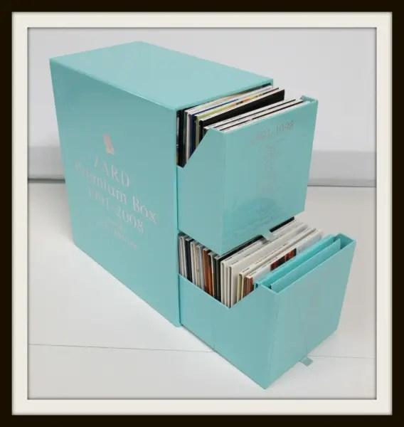 PREMIUM BOX 1991-2008 ZARD
