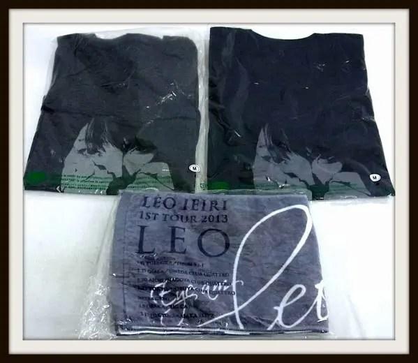 家入レオ 1st ツアー【LEO】Tシャツ 2枚+タオル