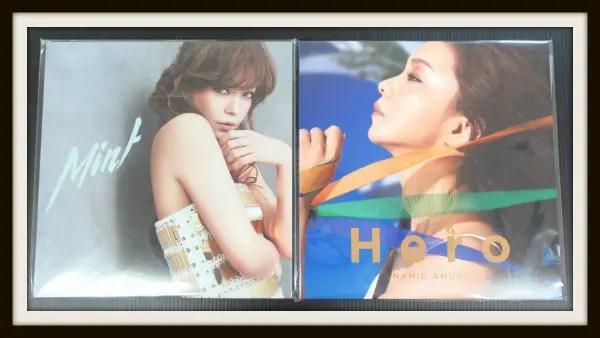 安室奈美恵 namie amuro LIVE STYLE 2016-2017 Mint Hero 会場限定 アナログレコード タワレコ