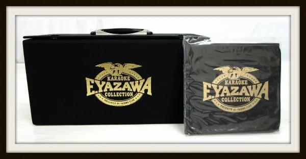 矢沢永吉 KARAOKE COLLECTION CD BOX