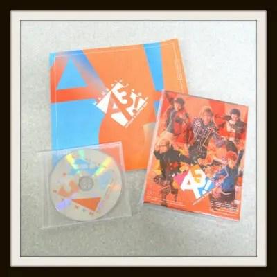 MANKAI STAGE A3! ~AUTUMN&WINTER 2019~ 【初演特別限定盤DVD+会場きゃにめ特典DVD+パンフ】