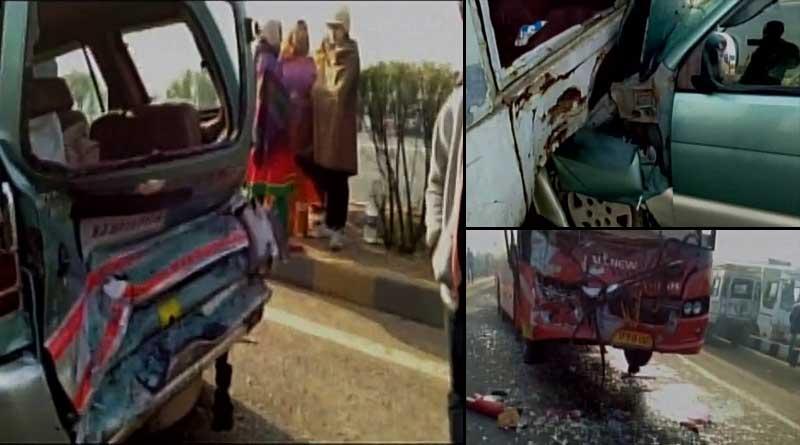 Jaipur-Car-Accident