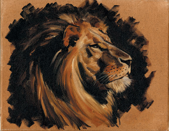 lion_painting_by_edroeder-d4p6e2v