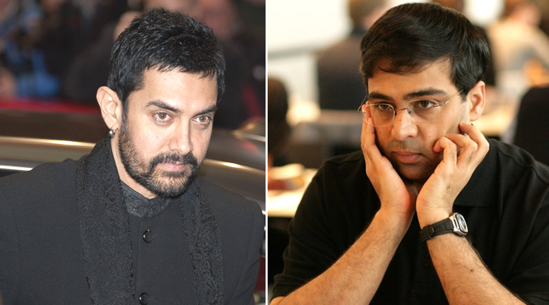 Aamir Khan will play virtual exhibition match against Viswanathan Anand for Corona Relief | Sangbad Pratidin